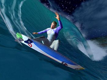 Surfin' Sims!
